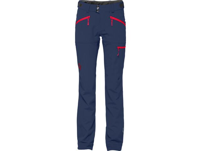 Norrøna Falketind Flex1 - Pantalones Niños - azul
